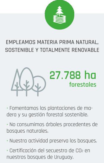 Materiales renovables
